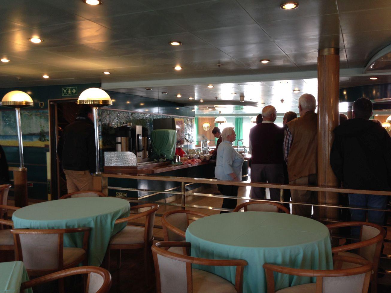 Kreuzfahrt Reisebericht MS Azores _4361