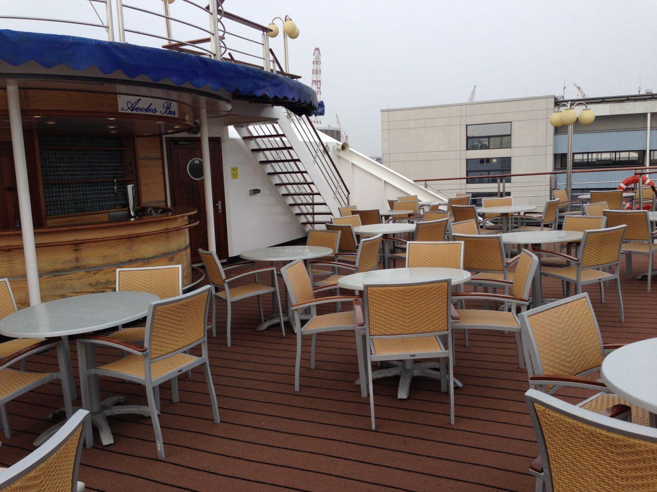 Kreuzfahrt Reisebericht MS Azores _4392