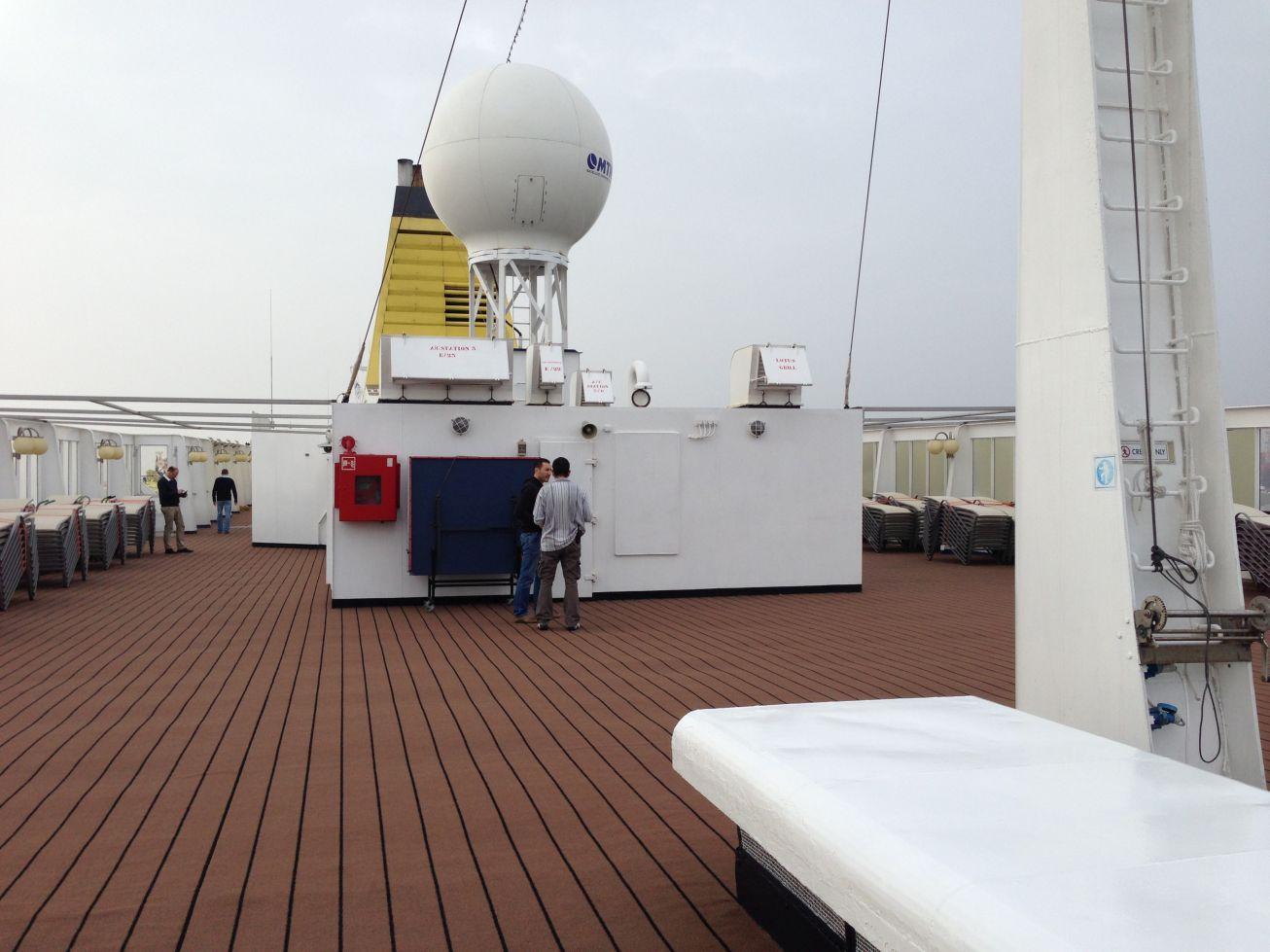 Kreuzfahrt Reisebericht MS Azores _4395