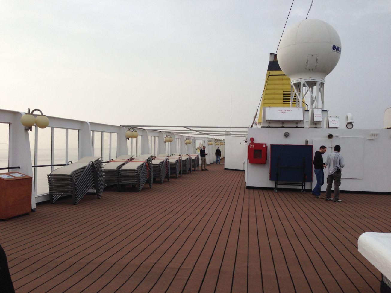 Kreuzfahrt Reisebericht MS Azores _4396