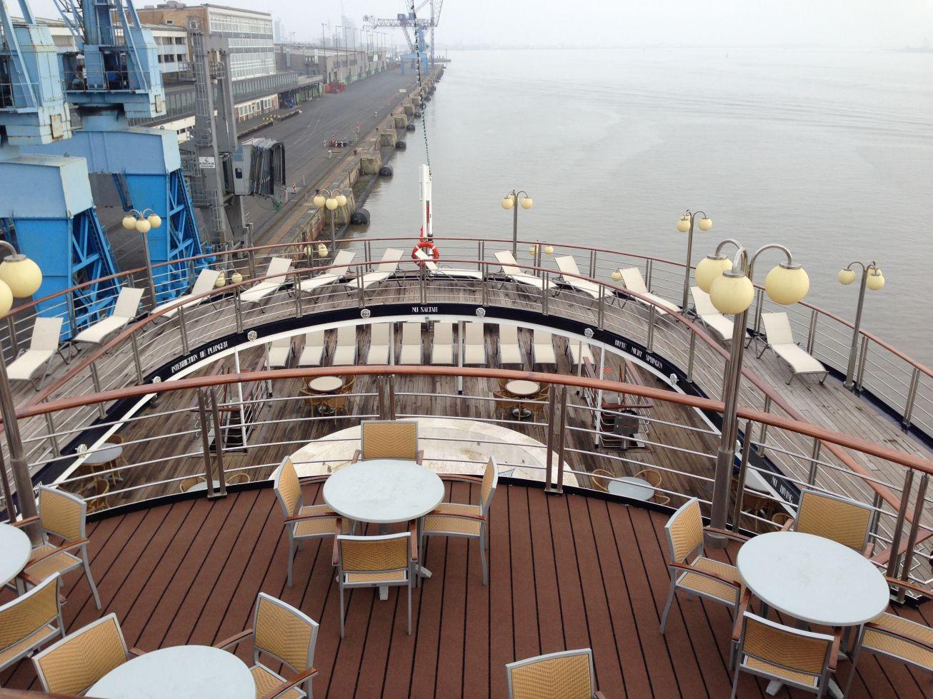 Kreuzfahrt Reisebericht MS Azores _4397