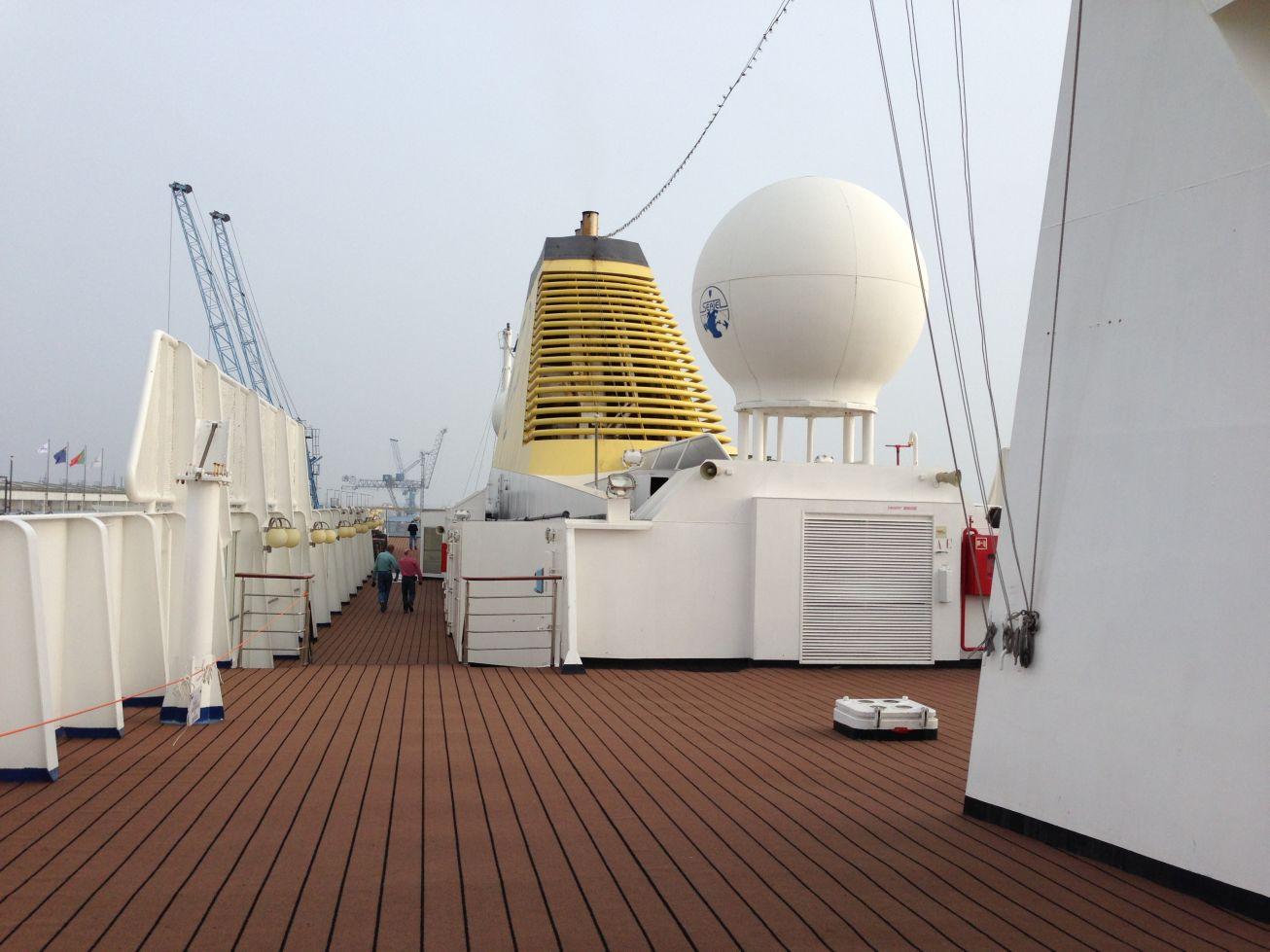 Kreuzfahrt Reisebericht MS Azores _4399